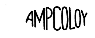 mark for AMPCOLOY, trademark #71468937