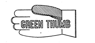 mark for GREEN THUMB, trademark #71471524