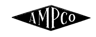 mark for AMPCO, trademark #71492019