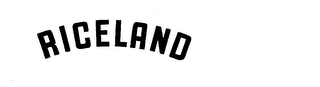 mark for RICELAND, trademark #71515151