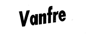 mark for VANFRE, trademark #71522507