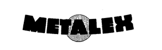 mark for METALEX, trademark #71548975