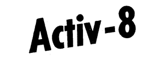 mark for ACTIV-8, trademark #71585690