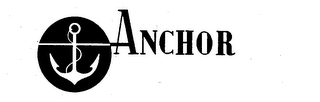 mark for ANCHOR, trademark #71607582