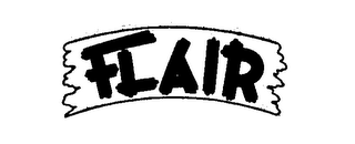 mark for FLAIR, trademark #71623878