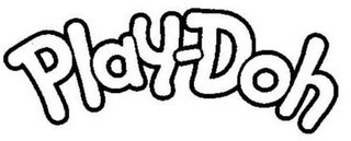 mark for PLAY-DOH, trademark #71695313