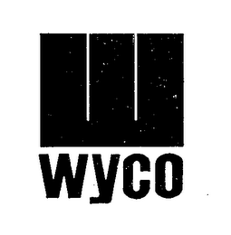 mark for W WYCO, trademark #72251031