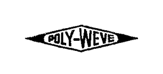 mark for POLY-WEVE, trademark #72264941