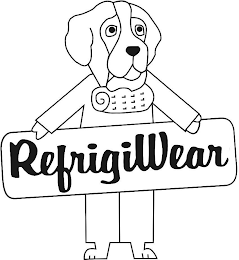 mark for REFRIGIWEAR, trademark #72303444