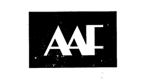 mark for AAF, trademark #72369038