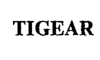 mark for TIGEAR, trademark #72411863