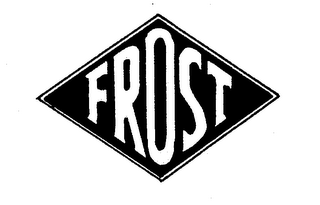 mark for FROST, trademark #72426032