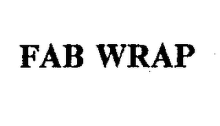 mark for FAB WRAP, trademark #72442125