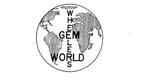 mark for WHEELERS GEM WORLD, trademark #72464361