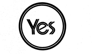 mark for YES, trademark #73041466