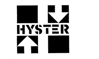mark for HYSTER, trademark #73046865