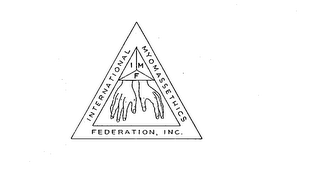 mark for IMF INTERNATIONAL MYOMASSETHICS FEDERATION INC., trademark #73046869