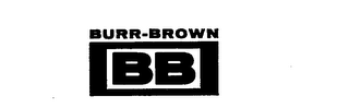 mark for BURR-BROWN BB, trademark #73058627