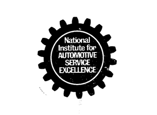 mark for NATIONAL INSTITUTE FOR AUTOMOTIVE SERVICE EXCELLENCE, trademark #73068719