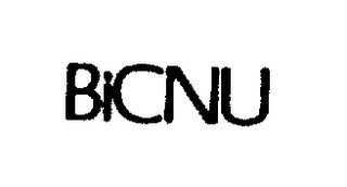 mark for BICNU, trademark #73131751