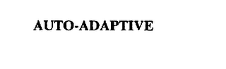mark for AUTO-ADAPTIVE, trademark #73159133