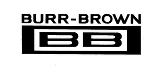 mark for BURR-BROWN BB, trademark #73190695