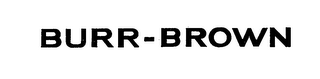 mark for BURR-BROWN, trademark #73190735