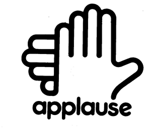 mark for APPLAUSE, trademark #73301023