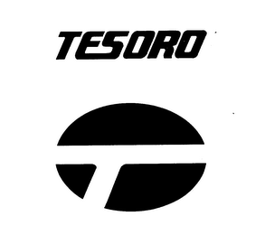 mark for TESORO, trademark #73360504