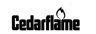 mark for CEDARFLAME, trademark #73374040