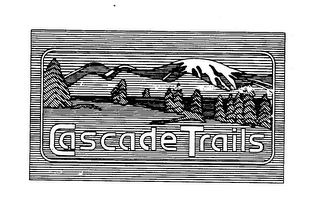 mark for CASCADE TRAILS, trademark #73388565