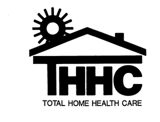 mark for THHC TOTAL HOME HEALTH CARE, trademark #73431398