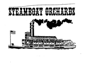mark for STEAMBOAT ORCHARDS, trademark #73437240