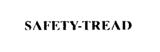 mark for SAFETY-TREAD, trademark #73527034