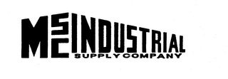 mark for MSC INDUSTRIAL SUPPLY COMPANY, trademark #73538189