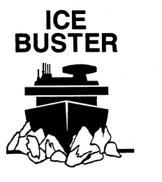 mark for ICE BUSTER, trademark #73577468