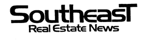 mark for SOUTHEAST REAL ESTATE NEWS, trademark #73577628
