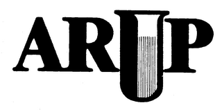 mark for ARUP, trademark #73579584