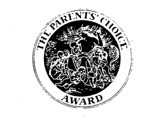 mark for THE PARENTS' CHOICE AWARD, trademark #73621996