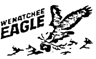 mark for WENATCHEE EAGLE, trademark #73622567