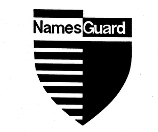 mark for NAMESGUARD, trademark #73655184