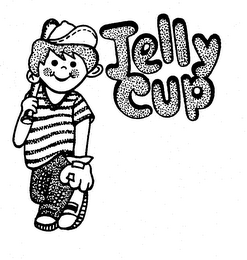 mark for JELLY CUP, trademark #73680230