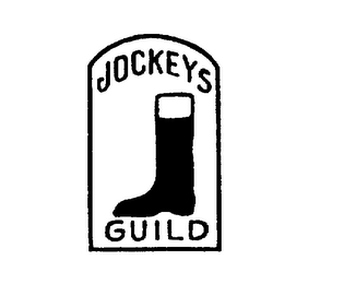 mark for JOCKEYS GUILD, trademark #73737629