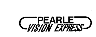 mark for PEARLE VISION EXPRESS, trademark #73763244