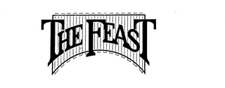 mark for THE FEAST, trademark #73766303