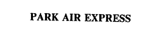 mark for PARK AIR EXPRESS, trademark #73776134