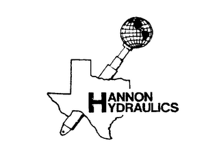 mark for HANNON HYDRAULICS, trademark #73777125