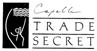 mark for CAPELLI TRADE SECRET, trademark #73790580