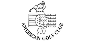 mark for AMERICAN GOLF CLUB, trademark #73791541