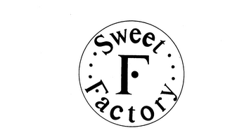 mark for SWEET F FACTORY, trademark #73799653